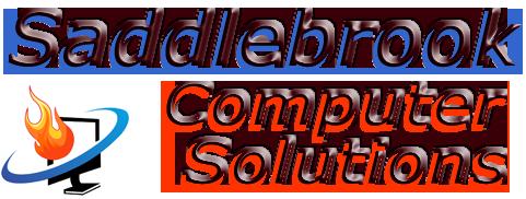 Saddlebrook Computer Solutions Retina Logo